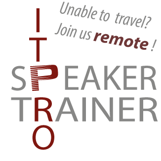 Unable to travel? Join us remote!